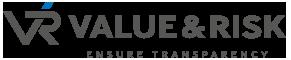 VALUE & RISK Valuation Services Logo